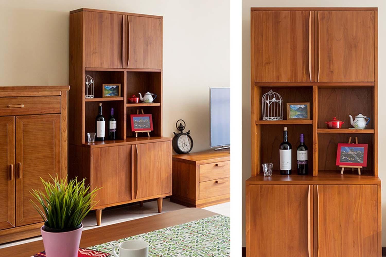 優渥實木家具北歐風格設計規劃實木家具