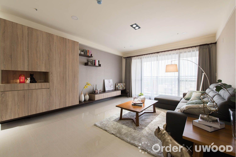 實木沙發優渥實木家具免費室內設計