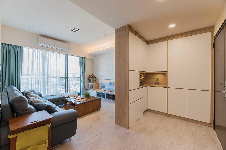 實木餐桌優渥實木家具免費室內設計