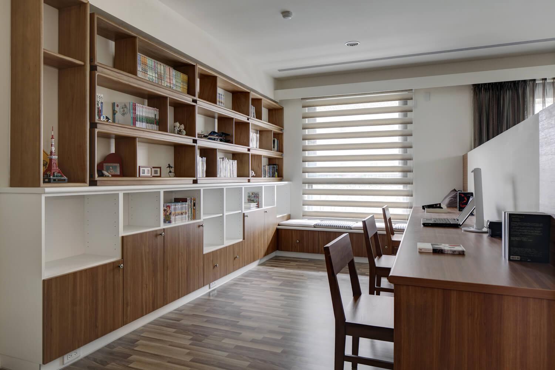 優渥實木家具北歐風格設計規劃