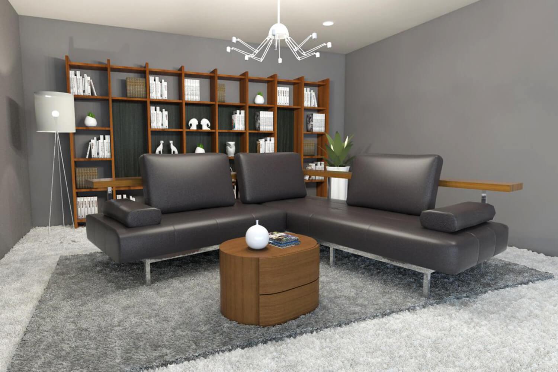 實木風設計|3d彩圖|居家規劃 室內設計案例 優渥實木