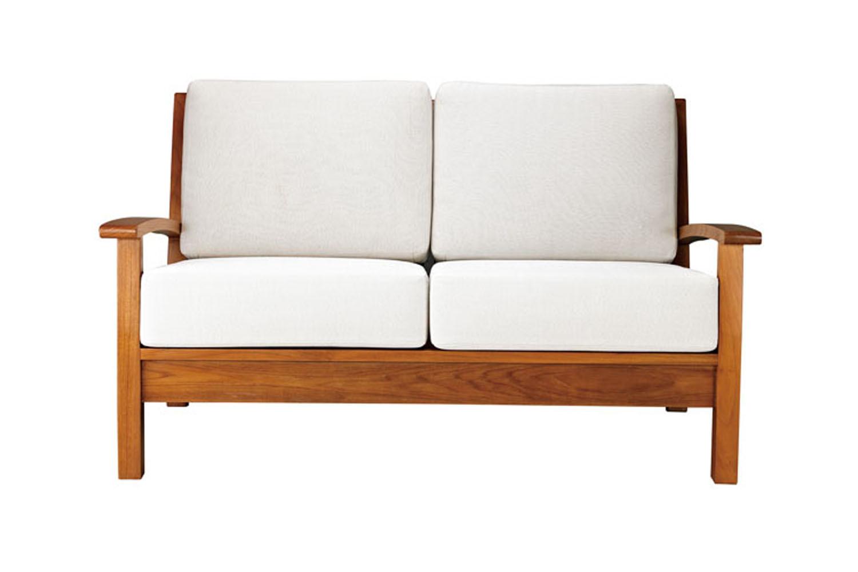 雙人小型沙發;